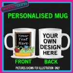TEACHERS SCHOOL PUPIL PERSONALISED COFFEE MUG GIFT 004